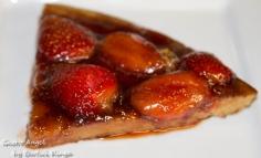Plăcinte americane cu sos de căpșuni
