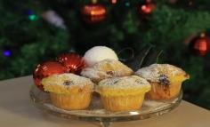 Muffin cu zmeură