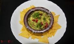 Guacamole ....sau cremă de avocado