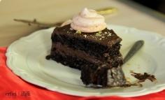 Tort de ciocolată (Keto)