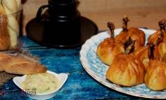 Aripioare de pui în aluat de pâine