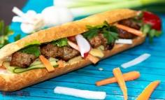 Banh Mi, sandviș din Vietnam