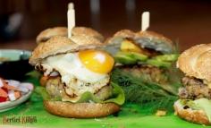 Hamburger australian